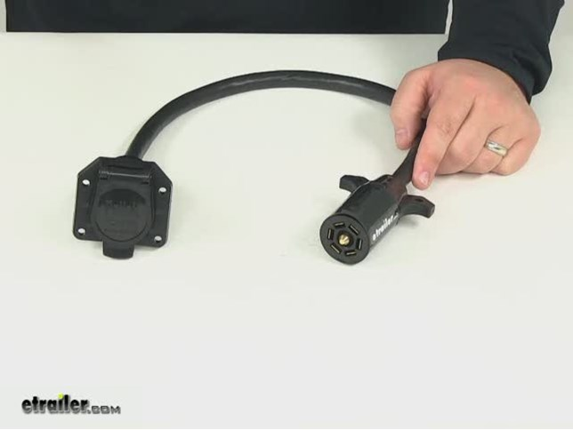 Curt Trailer Wiring Harness Extensions 58050 Manual Guide