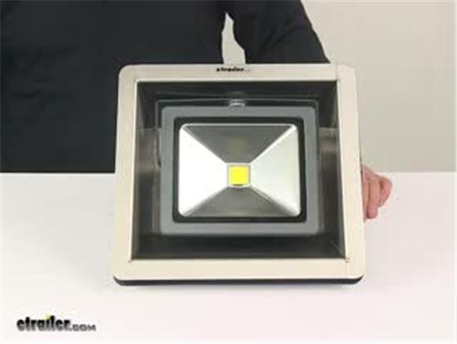 Tow Rax Recessed Led Light Tow Rax Trailer Lights Twsprlb2l