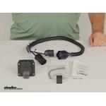 Tekonsha Custom Fit Vehicle Wiring - Trailer Hitch Wiring - 118247 Review