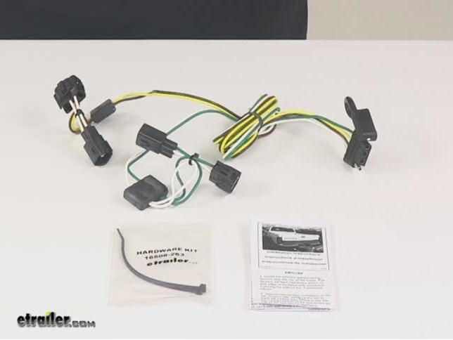 2003 dodge dakota t one vehicle wiring harness with 4 pole. Black Bedroom Furniture Sets. Home Design Ideas