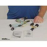 Tekonsha Custom Fit Vehicle Wiring - Trailer Hitch Wiring - 118409 Review
