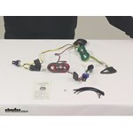 Video Demo Tow Ready Custom Fit Vehicle Wiring 118418