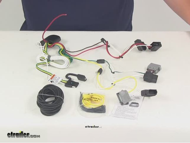 2006 Ford Escape Custom Fit Vehicle Wiring