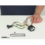 Tekonsha Custom Fit Vehicle Wiring - Trailer Hitch Wiring - 118438 Review