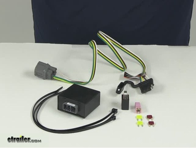 2011 honda pilot custom fit vehicle wiring tekonsha. Black Bedroom Furniture Sets. Home Design Ideas