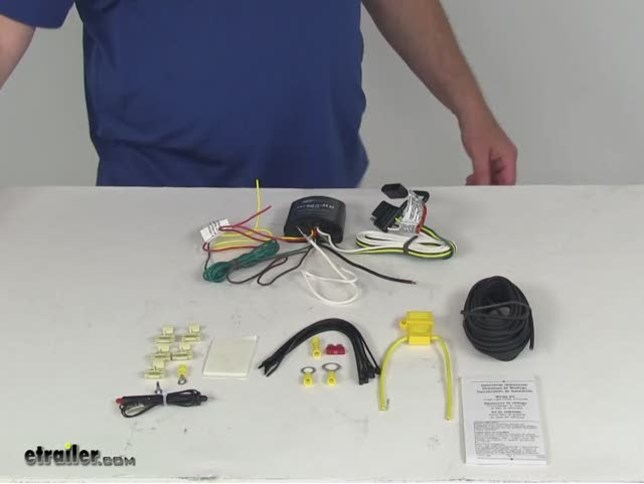tow ready wiring kit review video com