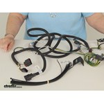 Video Demo TrailerMate Tow Bar Wiring TM781117