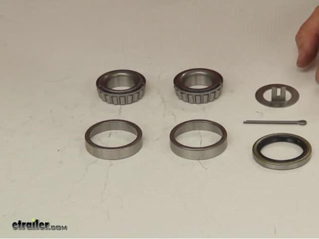 Compare Bearing Kit for vs Bearing Kit, L44649   etrailer com