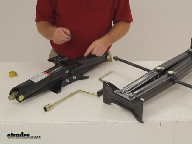 Ultra Fab Ultra Scissor Jacks 24 Quot Lift 6 500 Lbs Qty