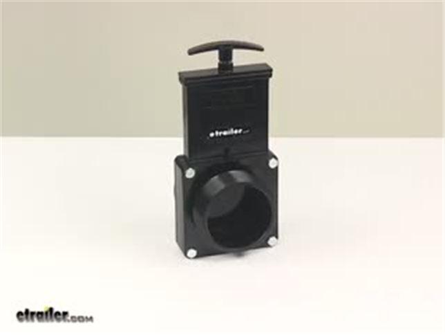 valterra waste valve instructions