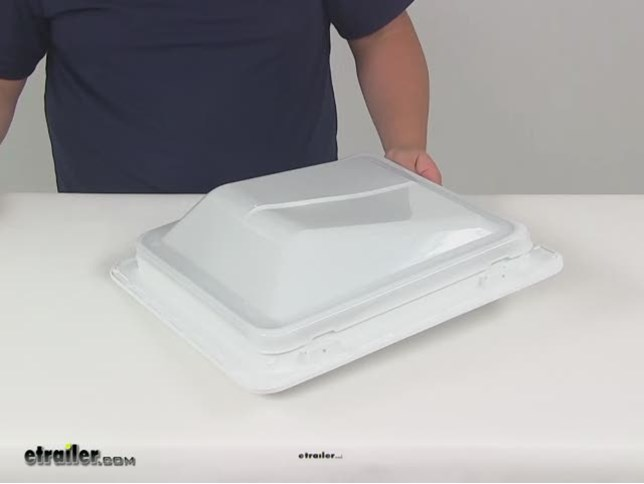 Ventline E Z Lift Ventadome Trailer Roof Vent Manual