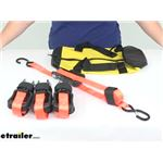 Review of etrailer Ratchet Straps - Standard Strap - ETBMB-05852