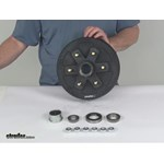 etrailer Trailer Hubs and Drums - Hub with Integrated Drum - AKHD-655-35-EZ-K Review