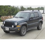Trailer Hitch Installation - 2005 Jeep Liberty