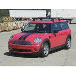 Trailer Hitch Installation - 2010 Mini Clubman
