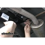 Trailer Hitch Installation - 2004 Pontiac Montana