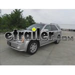 Trailer Hitch Installation - 2005 Cadillac SRX