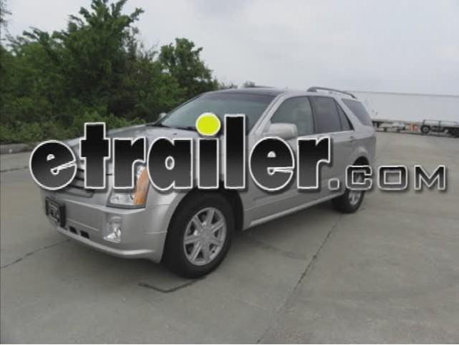 Trailer Hitch Installation 2005 Cadillac Srx Video Etrailer