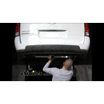 Trailer Hitch Installation - 2005 Chevrolet Uplander