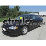 Trailer Hitch Installation - 2005 Chevrolet Monte Carlo