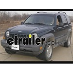 Trailer Hitch Installation - 2006 Jeep Liberty