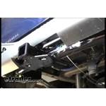 Trailer Hitch Installation - 2009 Chevy Silverado