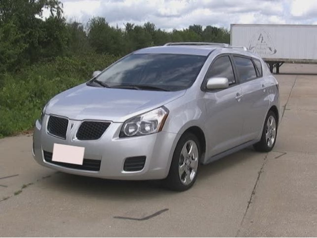 trailer hitch installation 2009 pontiac vibe video etrailer com pontiac vibe trailer hitch wiring pontiac vibe trailer wiring