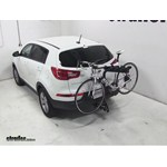 Pro Series Eclipse 4 Hitch Bike Rack Review - 2013 Kia Sportage