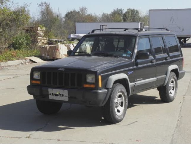 Custom Fit Vehicle Wiring For 1998 Jeep Grand Cherokee Tow Ready