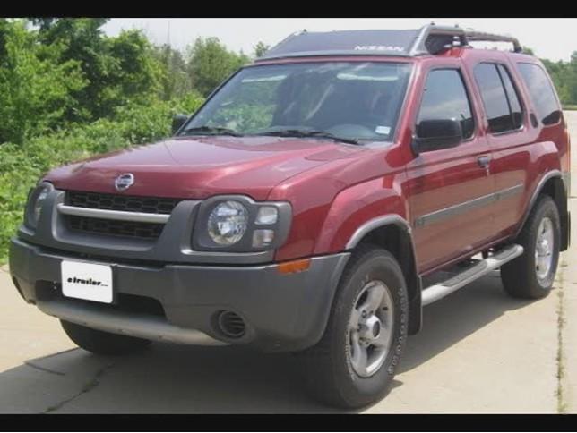 2004 Nissan Xterra Custom Fit Vehicle Wiring Tow Ready