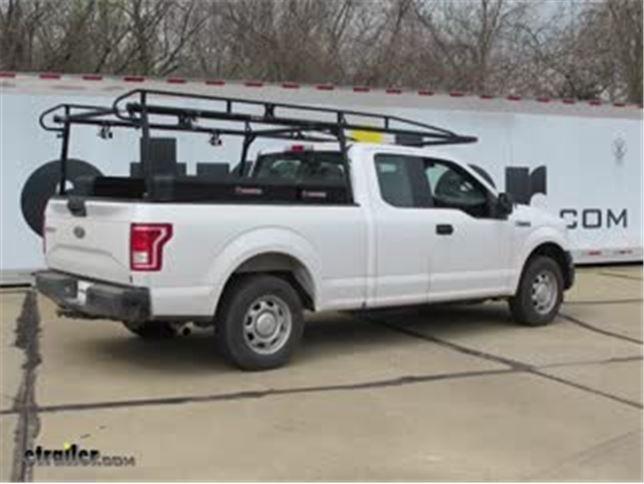 2017 Ford F150 Lifted >> Air Lift Ride Control Air Helper Springs Rear Axle