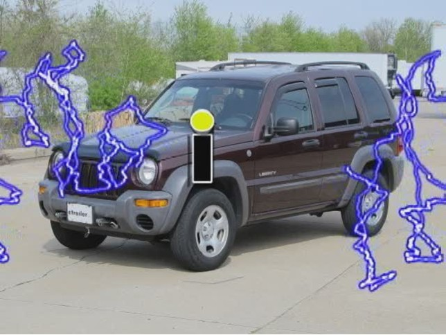 lighting and wiring options for flat towing a jeep wrangler behind a rh etrailer com jeep wiring harness for flat towing