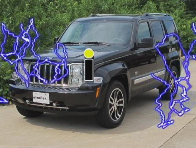 Tow Bar Wiring Diode Installation 2011 Jeep Liberty Video