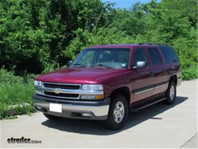 Best 2000 Chevrolet Suburban Suspension Enhancement Options Video
