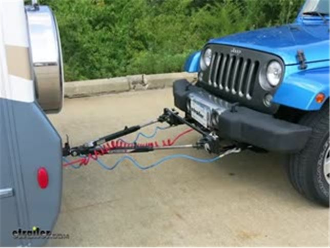 best 2004 jeep wrangler tow bar wiring options video etrailer combest 2004 jeep wrangler tow bar wiring options