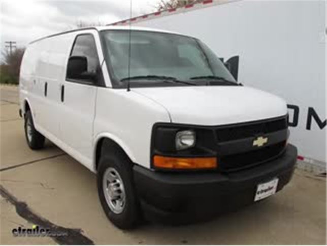 best 2006 chevrolet express van trailer wiring options video | etrailer com