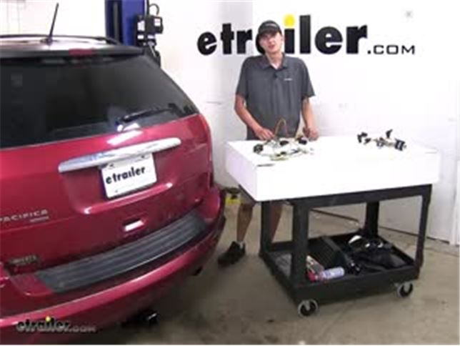 Best 2006 Chrysler Pacifica Trailer Wiring Options Video etrailercom