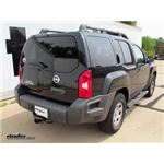2006 nissan xterra trailer hitch. Black Bedroom Furniture Sets. Home Design Ideas