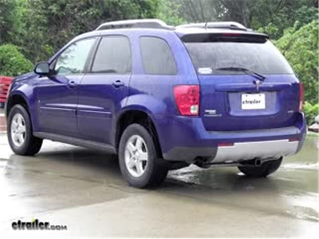 Best Pontiac Torrent Hitch Options Video Etrailer Com