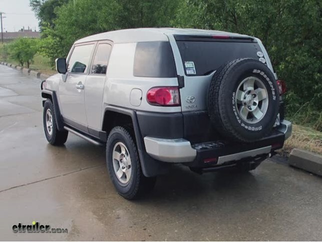 fj cruiser trailer wiring harness wiring diagram and hernes geia fj cruiser accessories and upgrades factory tow hitch