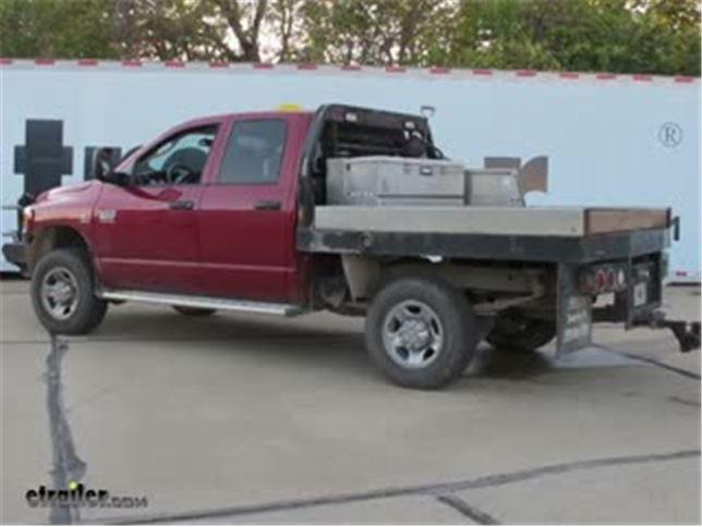best 2008 dodge ram pickup trailer brake controller options video |  etrailer com