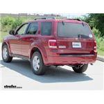 2010 Ford Escape Trailer Wiring Etrailer Com