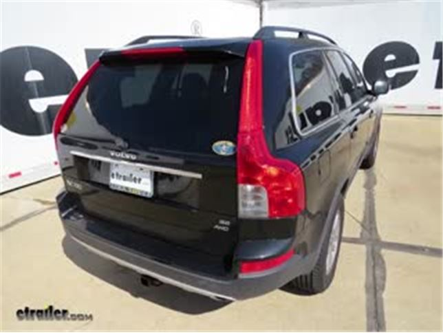 best 2010 volvo xc90 trailer wiring harness options video etrailer com rh etrailer com Volvo Penta Wiring Harness Diagram Volvo Wiring Harness Problems