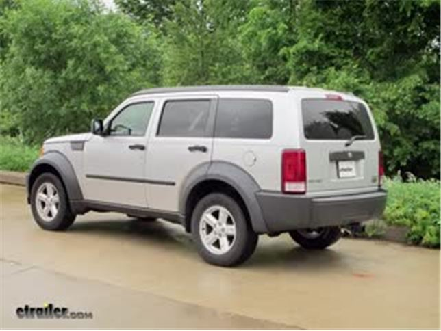 Best 2011 Dodge Nitro Hitch Options Video etrailercom