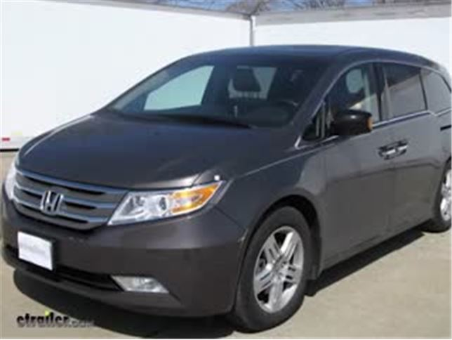Magnificent Best 2011 Honda Odyssey Trailer Wiring Options Video Etrailer Com Wiring Cloud Battdienstapotheekhoekschewaardnl