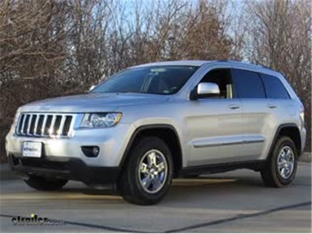 best 2011 jeep grand cherokee trailer wiring options video