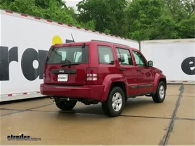 2011 jeep patriot trailer wiring best 2011 jeep liberty trailer wiring options video etrailer com  best 2011 jeep liberty trailer wiring