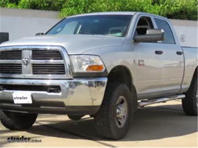 2011 Dodge Ram Trailer Brake Wiring | Wiring Diagram