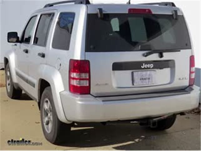 best 2012 jeep liberty hitch options video | etrailer