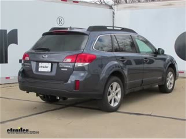 best 2012 subaru outback wagon custom fit vehicle wiring_644 2012 subaru outback wagon trailer wiring etrailer com 2014 subaru outback trailer wiring harness at mifinder.co